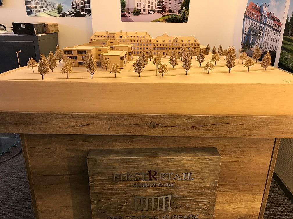 Bauprojekt Bad Eilsen Modell