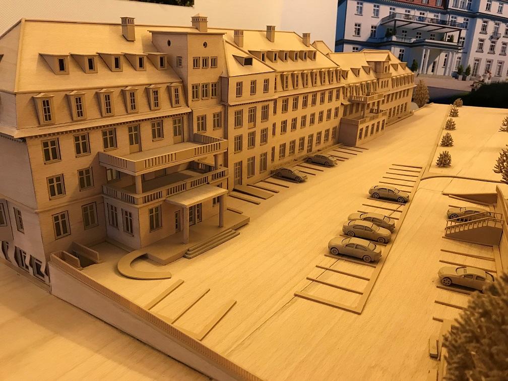 Modellbau aus Holz