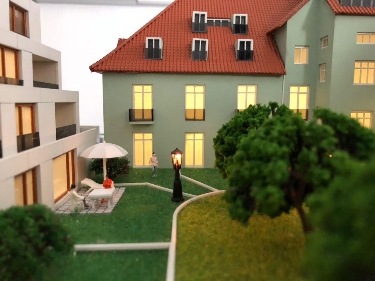 Modelle für Denkmal Sanierungen
