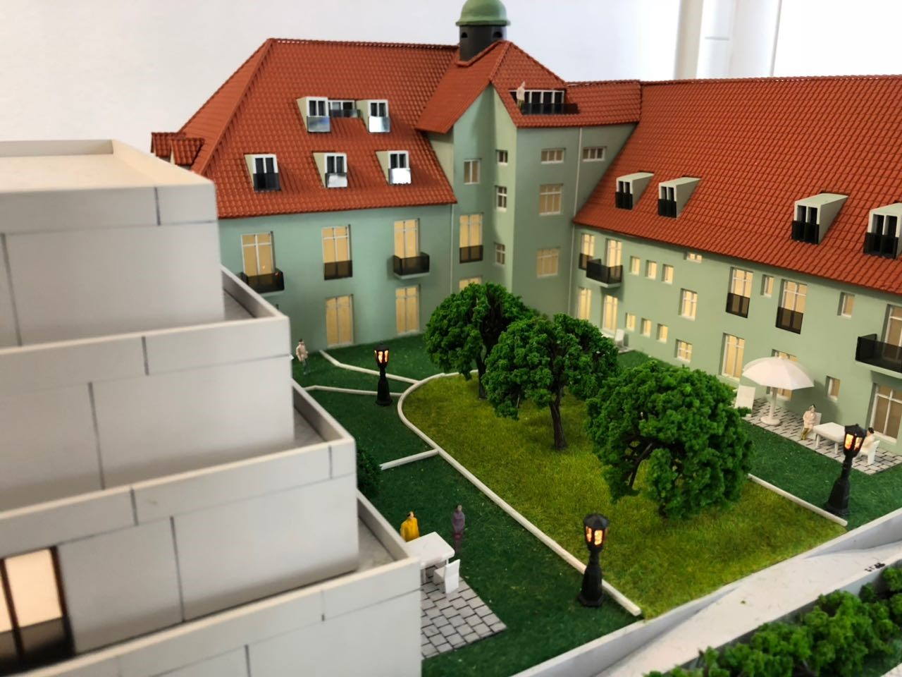 Präsentation Neubau Forchheim