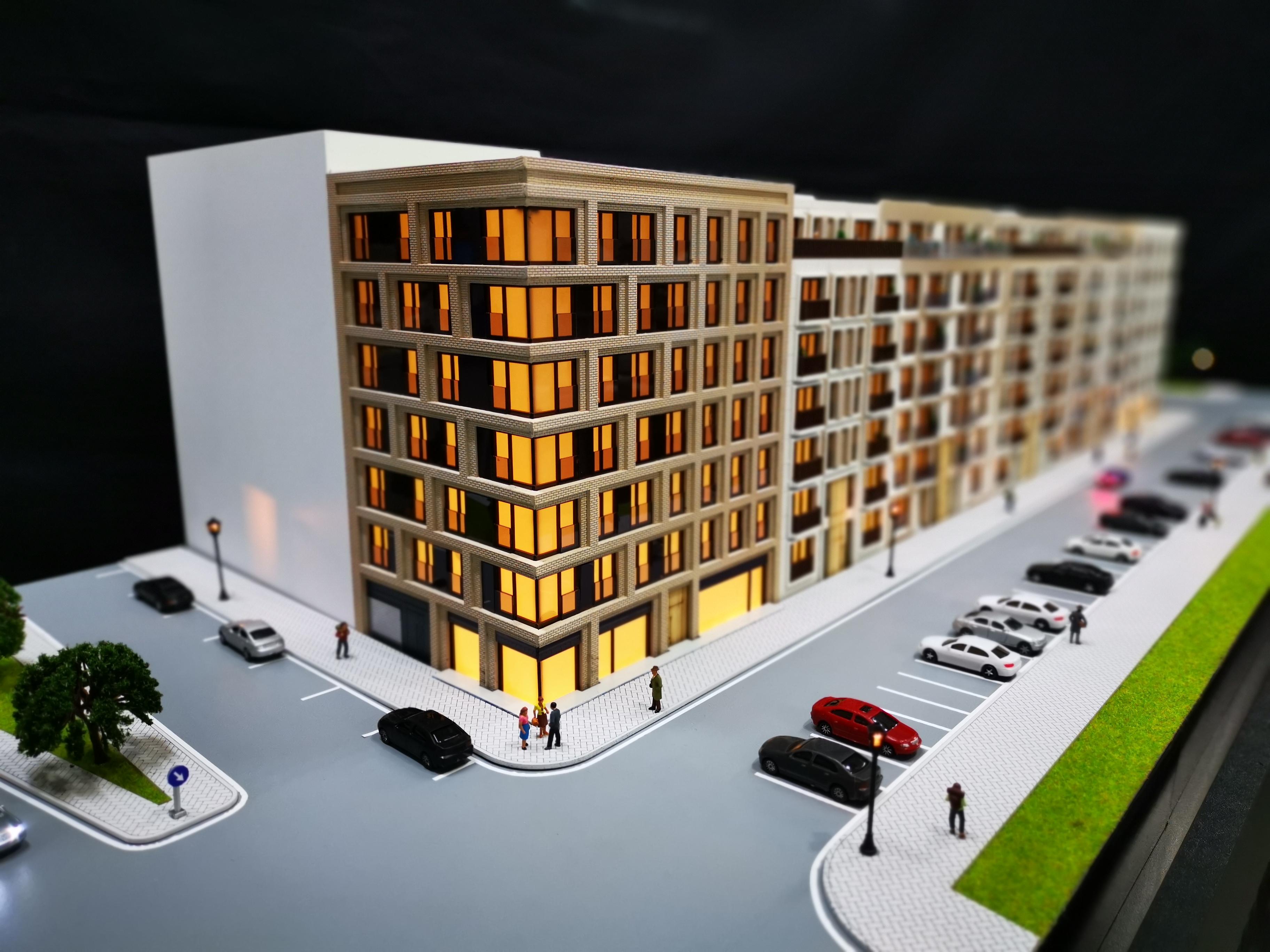 Embassy Berlin Modell