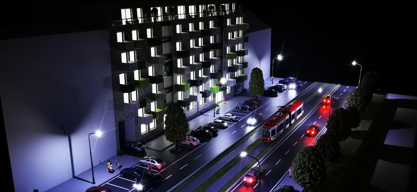 Aussen Modell Düsseldorf