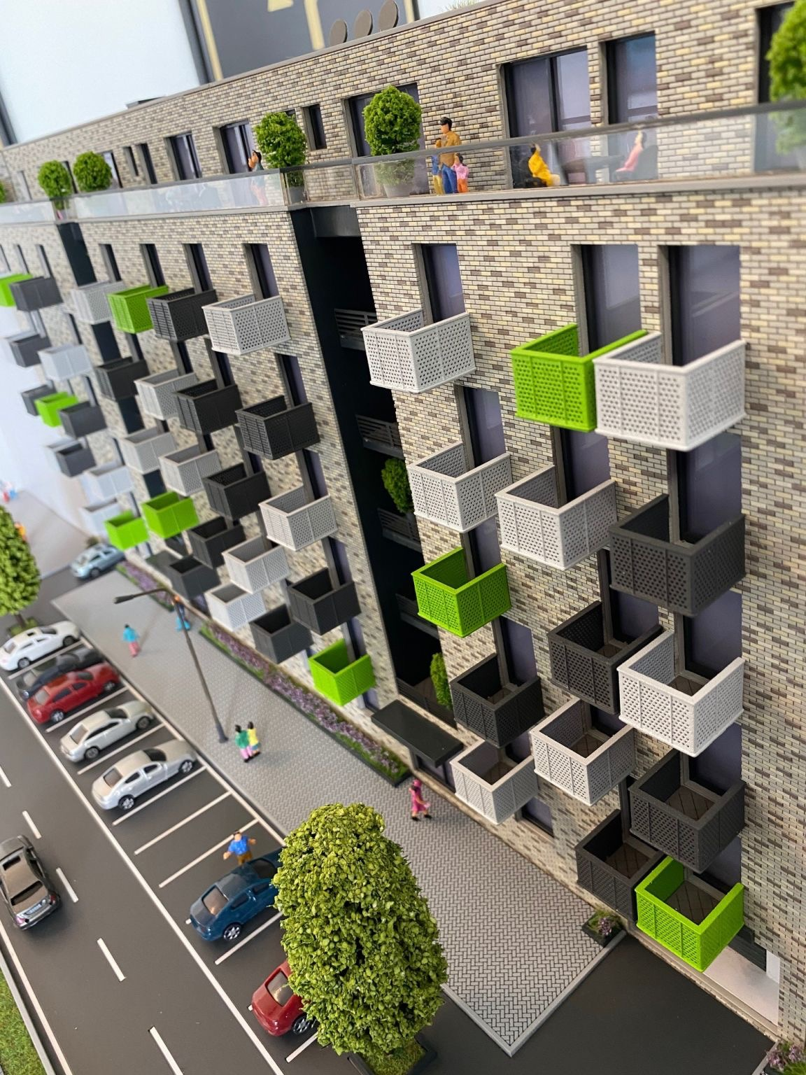 Düsseldorf Modell Bau