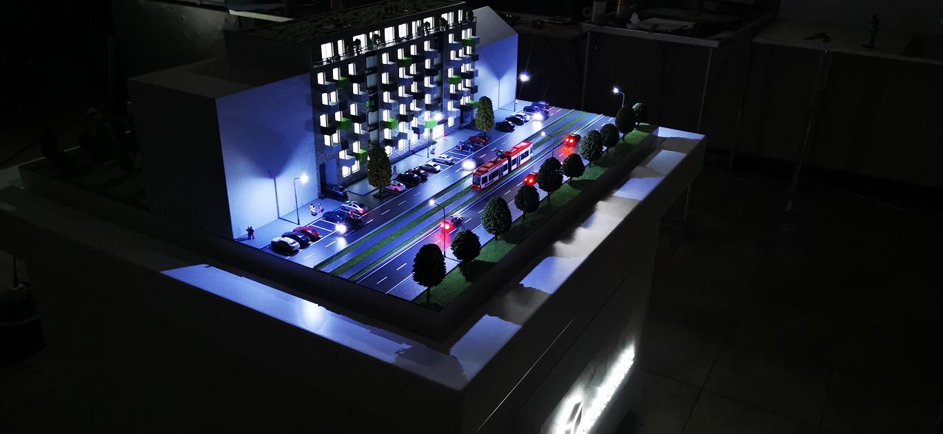 Modell Projektentwickler Düsseldorf