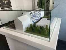 Architektur Modell Düsseldorf