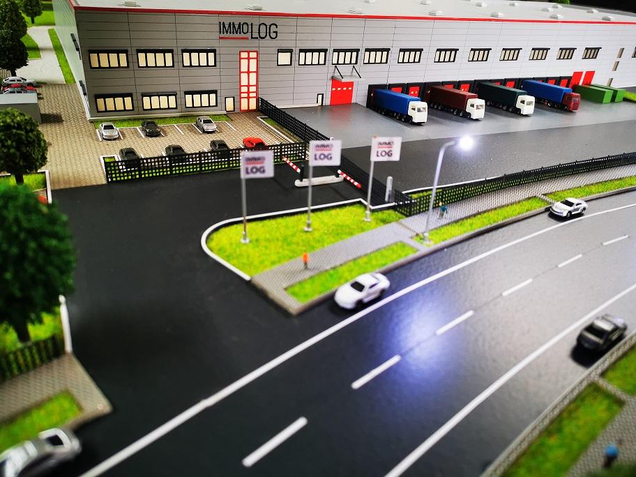 Modellbau Logistik