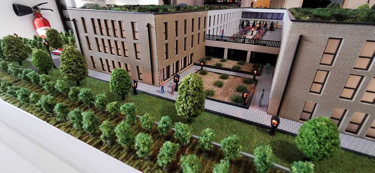 Präzision Modellbau Immobilie