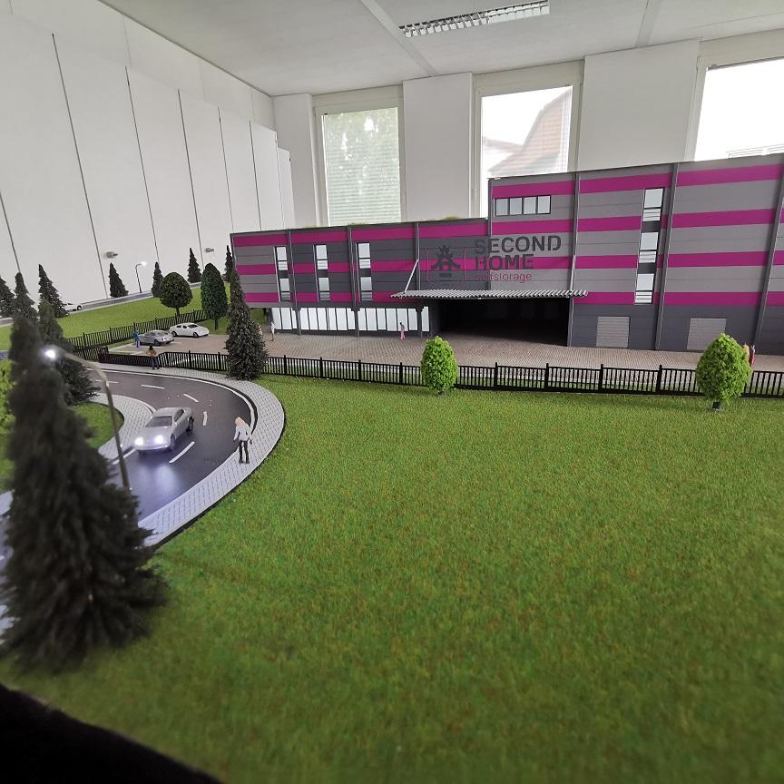 Detaillierter Modellbau