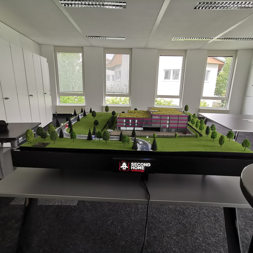 Neubau Logistik Mainz