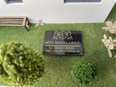MTC Modellbau Doppelhaus