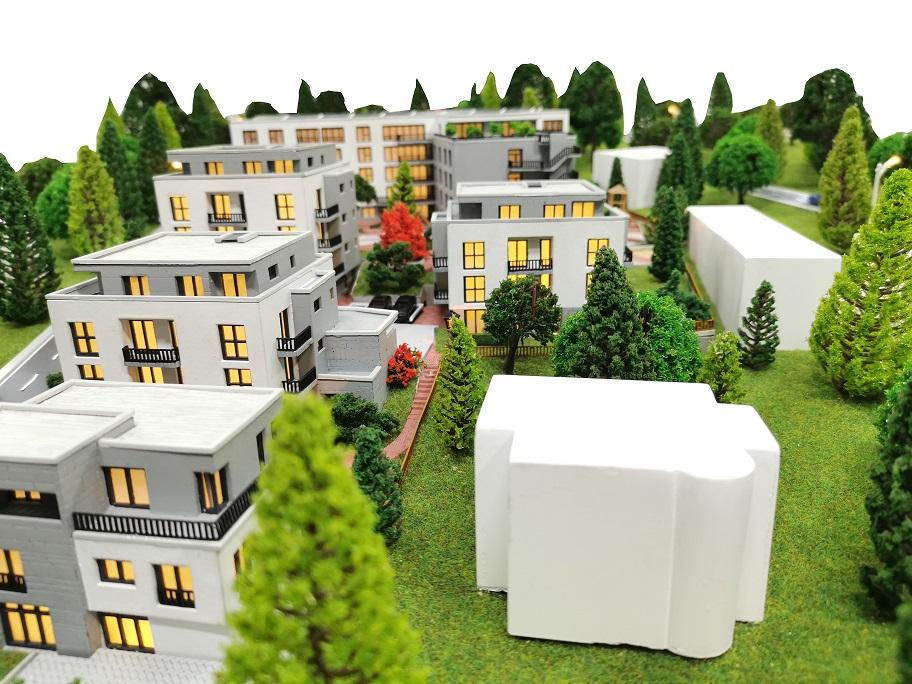 Architekturmodell Anbieter