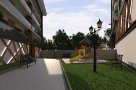 3D Modell für Bauträger