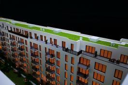 Luxuriöse Eigentumswohnungen