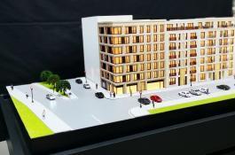 Modellbau mit Grünfläche