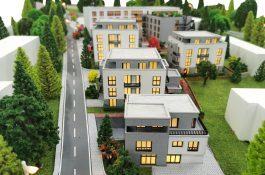 Betreutes Wohnen Modell