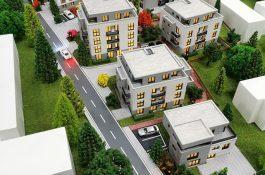 Modellbau Wohnen