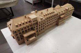 Modellbau für Bauträger