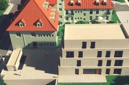 Architekturmodell Forchheim