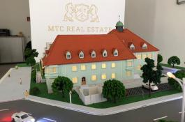 Hochwertige Architekturmodelle