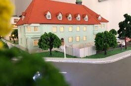 Modell für Sanierung