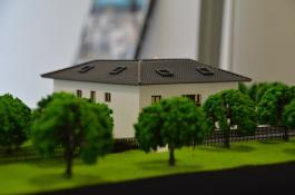 Modellbau Immobilien