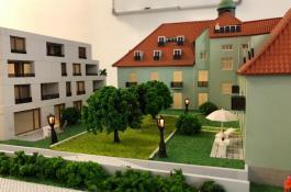 Verkaufsmodell Architektur