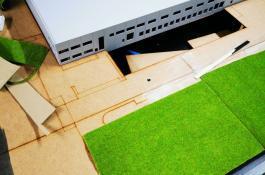 MTC Modellbau Logistikzentrum