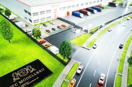 Logistik Architekturmodell