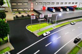 Modellbau Logistik Halle
