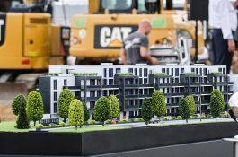 Bauträger Modellbau